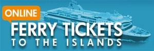 Book a Ferry Online